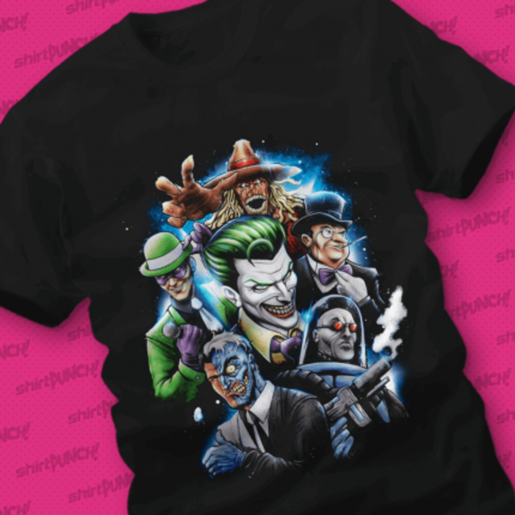 ShirtPunch: Laugh into the New Year Bundle (Shirt Only)