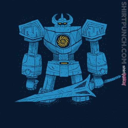 ShirtPunch: Jaegerzord