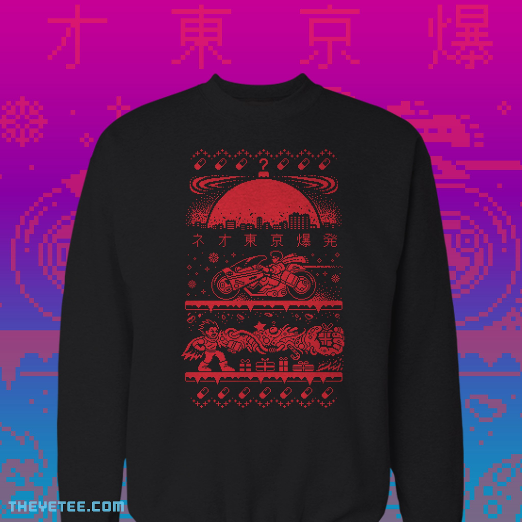 The Yetee: NEOTOKYO HOLIDAY