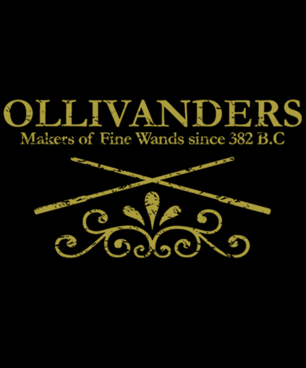 Qwertee: Ollivanders