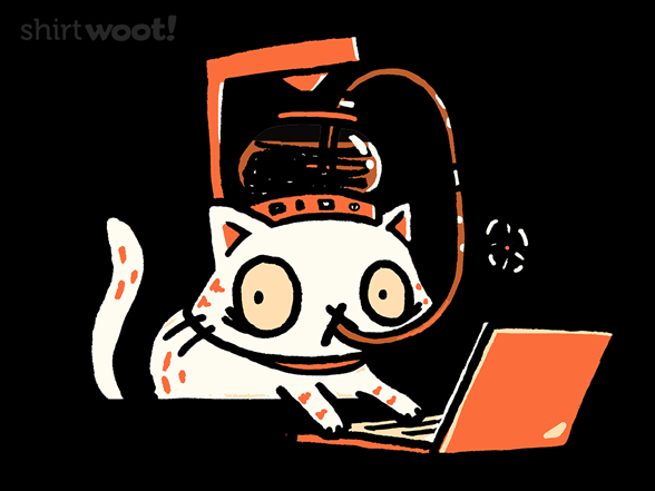 Woot!: Catfeinated All Day Long