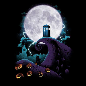 Once Upon a Tee: Nightmare Before Gallifrey