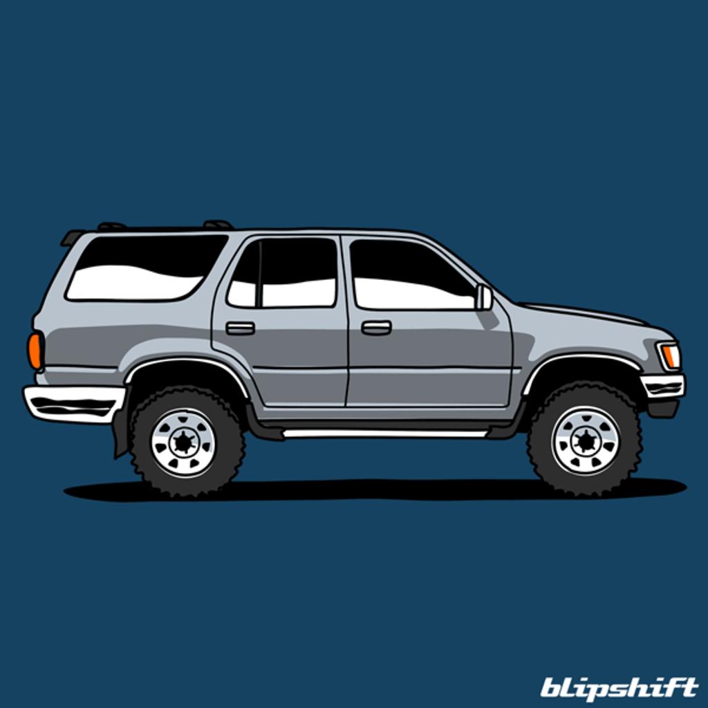 blipshift: Glade Runner