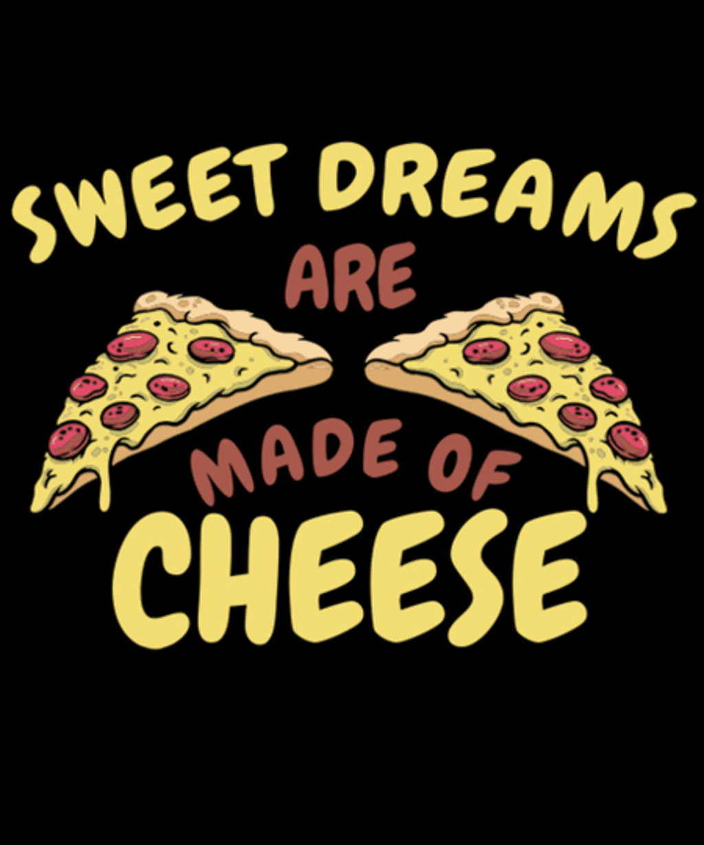 Qwertee: SWEET DREAMS
