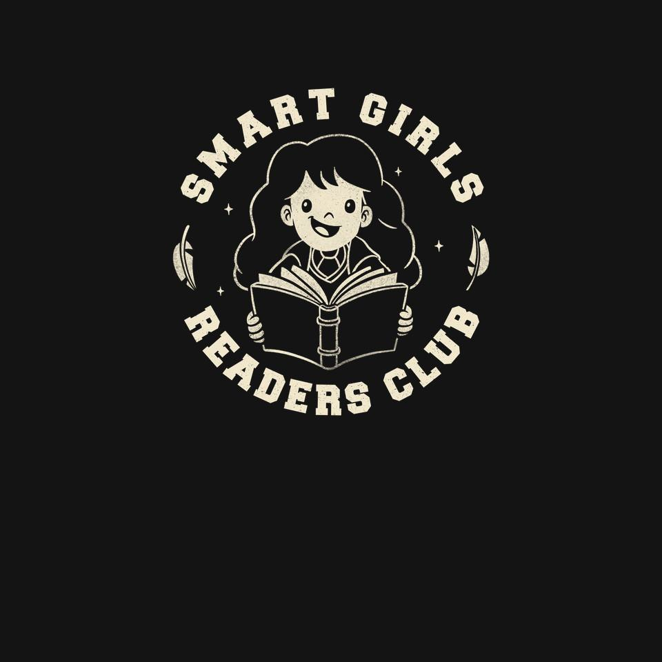 TeeFury: Smart Girls Readers Club