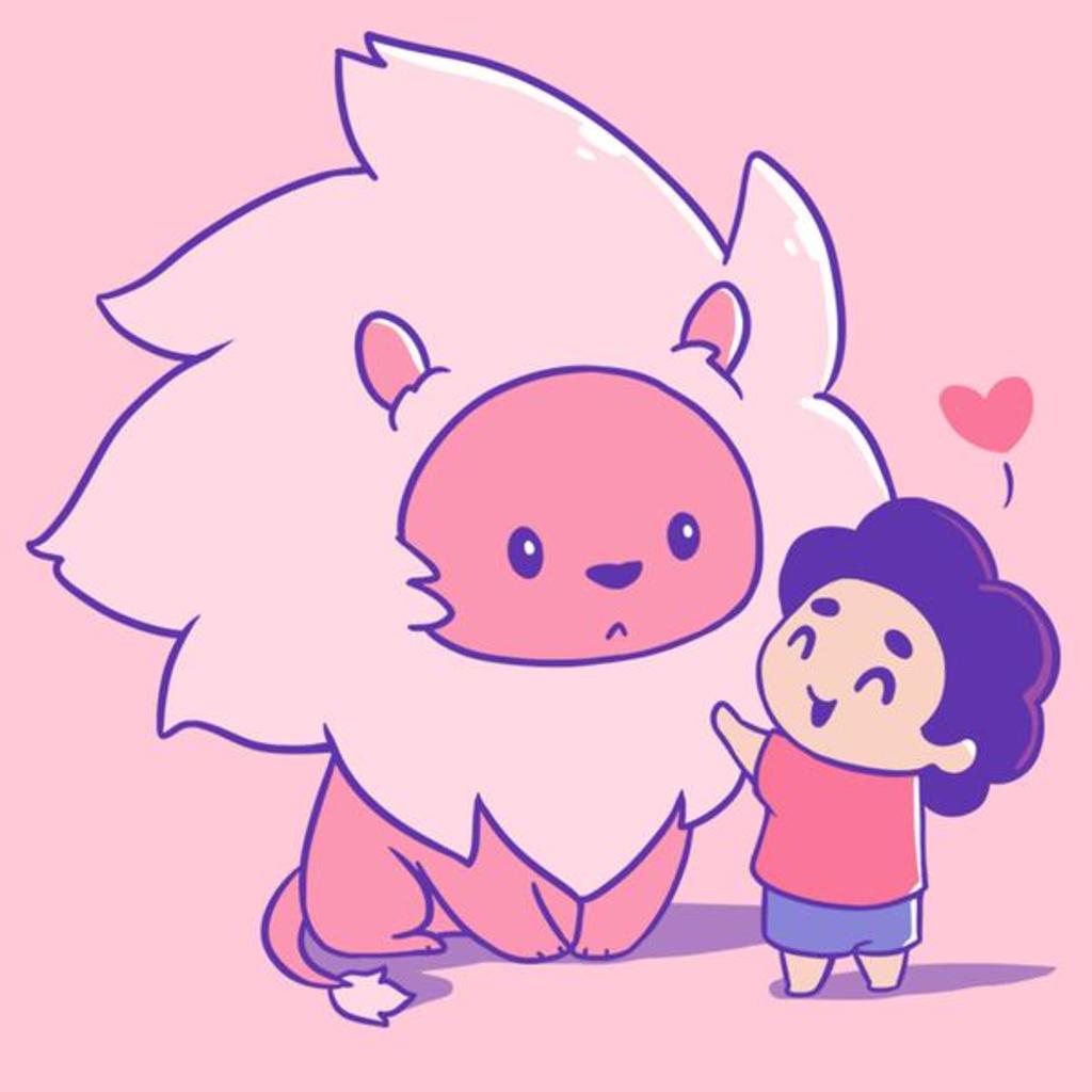 TeeTurtle: BFFs (Steven and Lion)