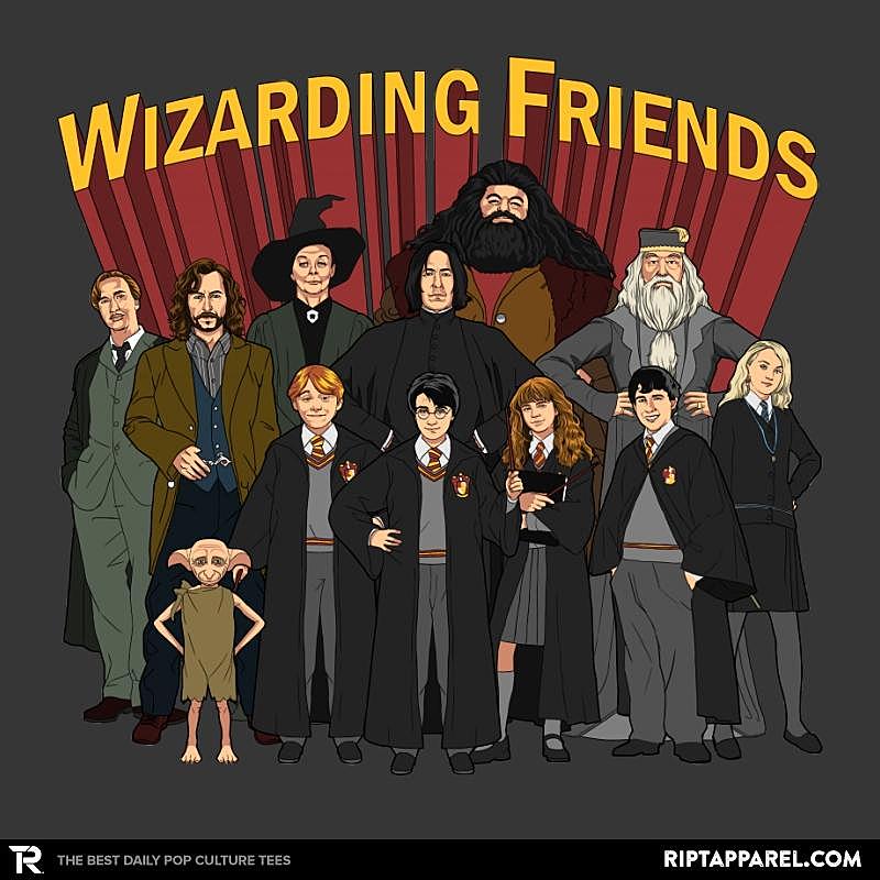 Ript: Wizarding Friends
