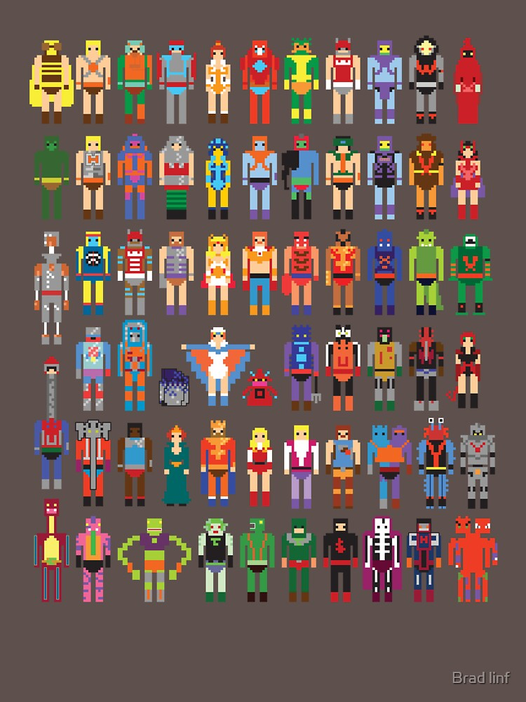 RedBubble: 8-bit Masters