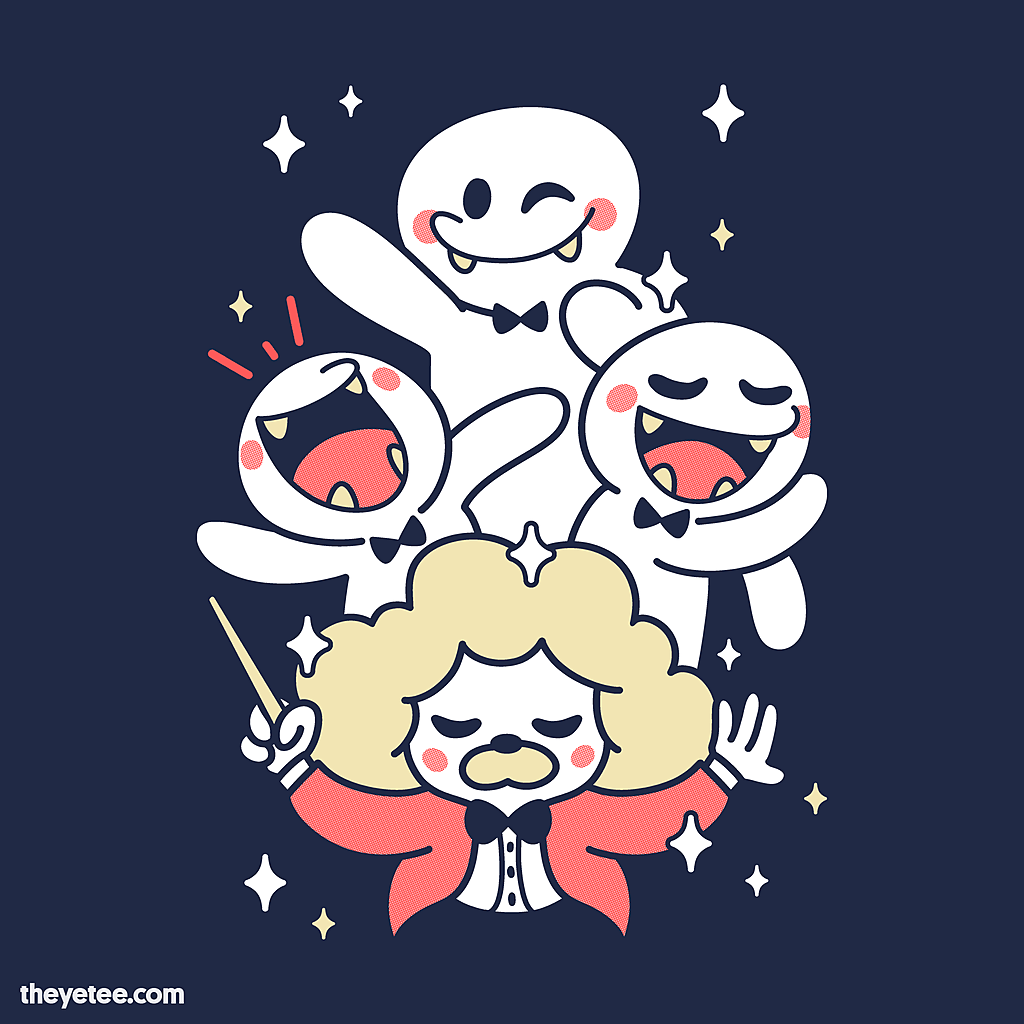 The Yetee: Timing Choir
