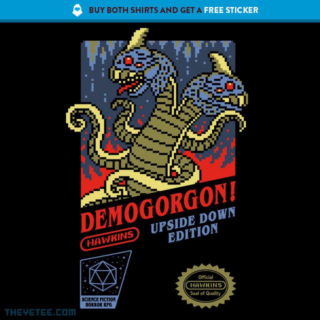 The Yetee: DEMOGORGON!