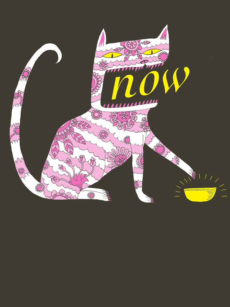 RedBubble: Now Cat