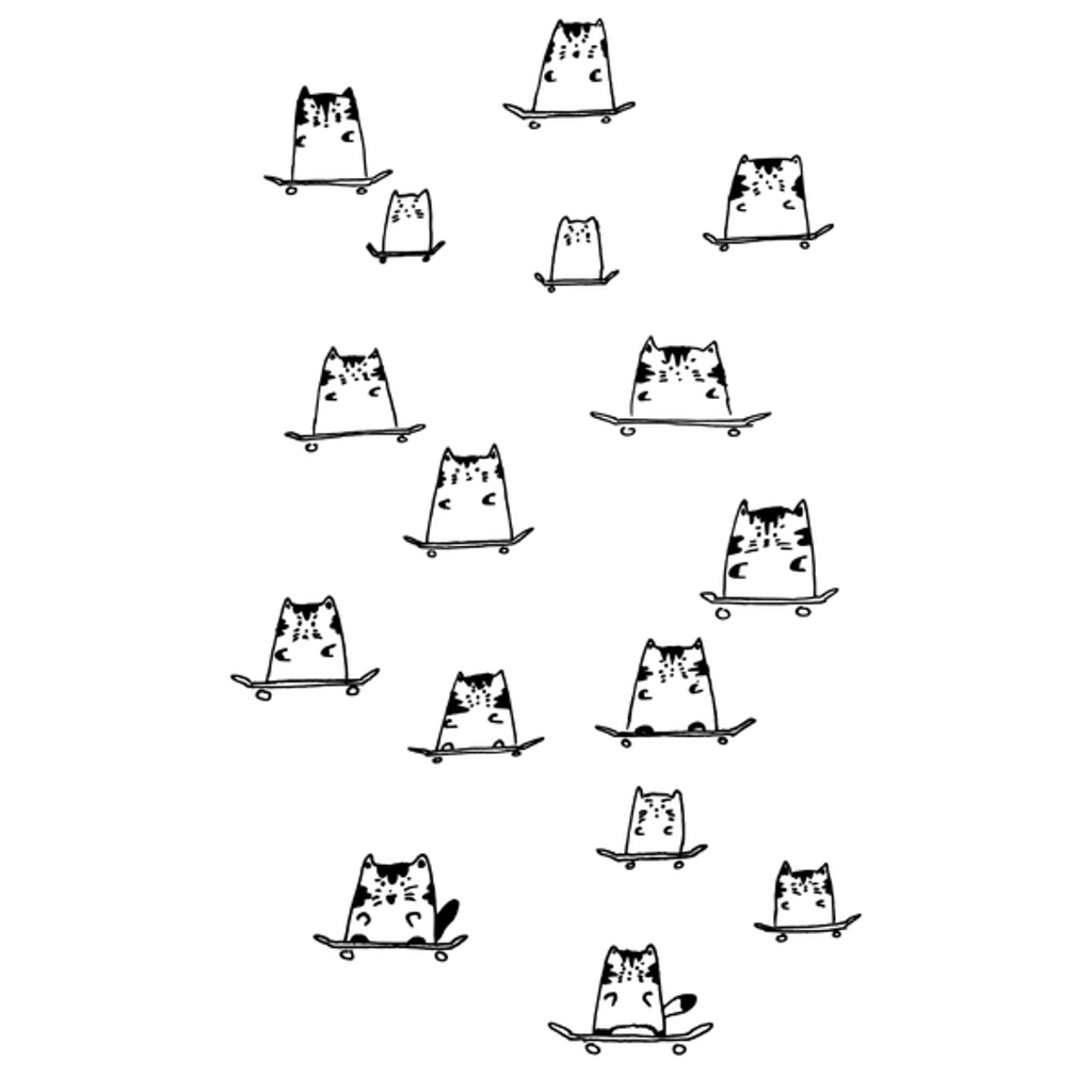 NeatoShop: Sk8 Cats