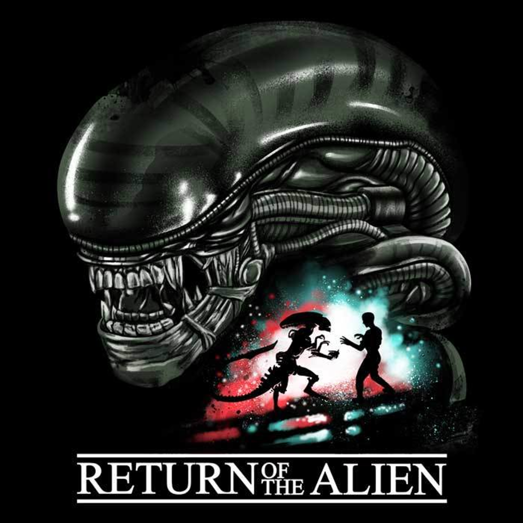 Once Upon a Tee: Return of the Alien