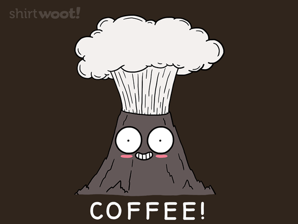 Woot!: Coffee Volcano - $8.00 + $5 standard shipping