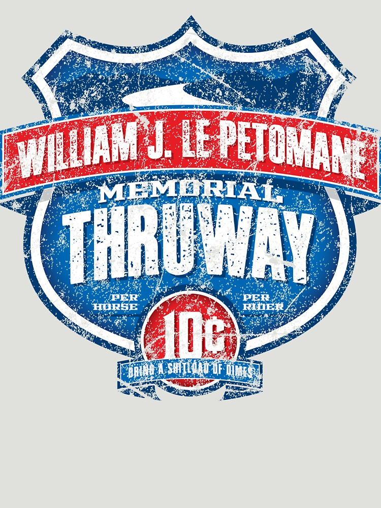 RedBubble: William J. Le Petomane Memorial Thruway