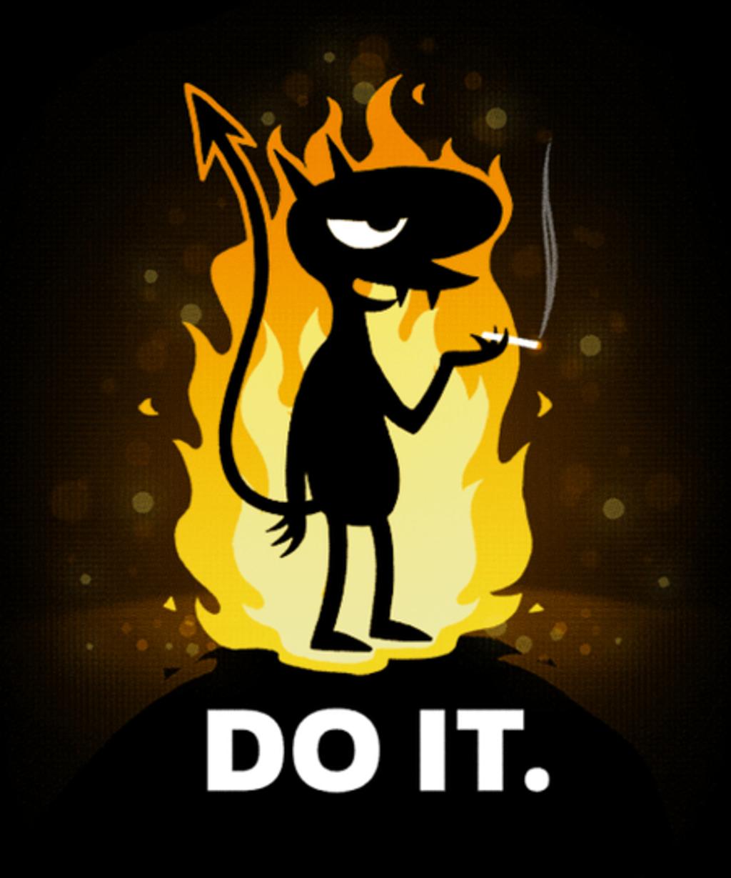 Qwertee: Do it.
