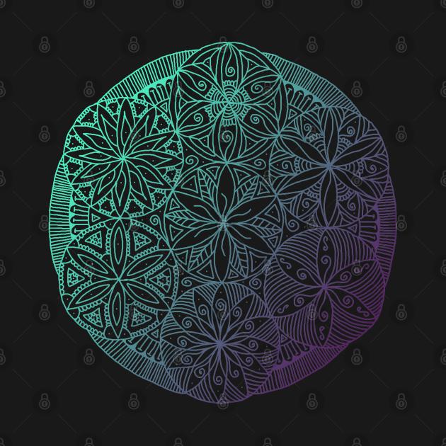 TeePublic: Mandala