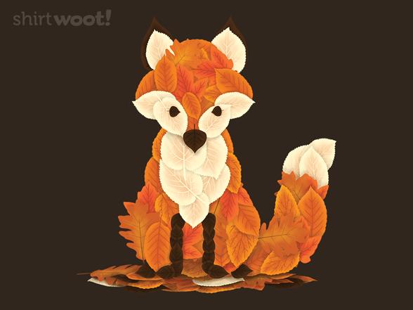 Woot!: Autumn Fox