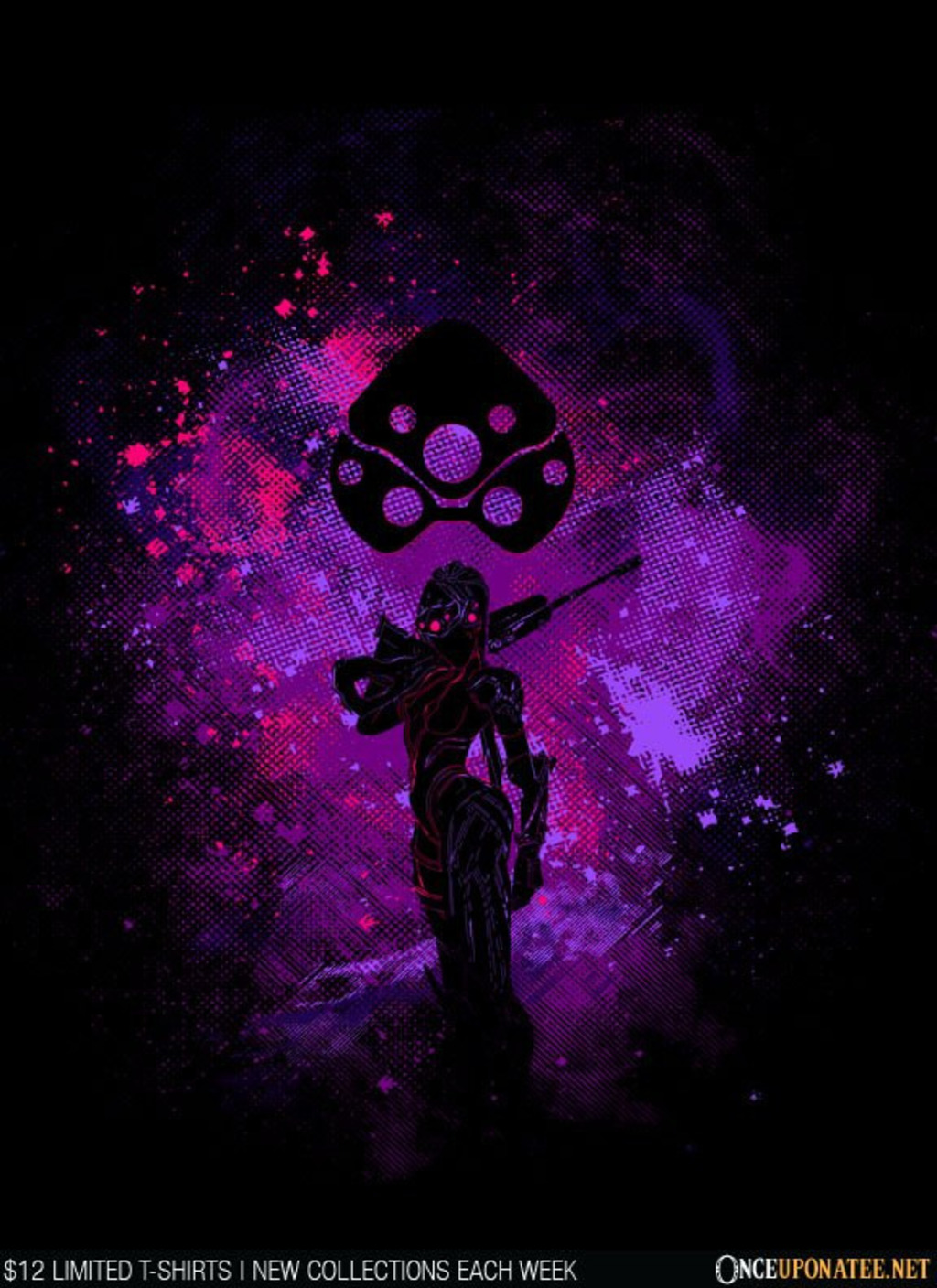 Once Upon a Tee: Widow Art