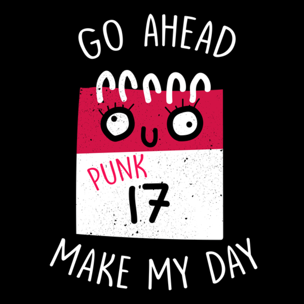 NeatoShop: Go Ahead Punk, Make My Day