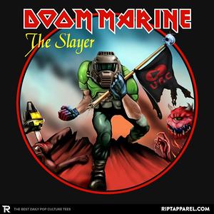 Ript: Doom Marine Cover