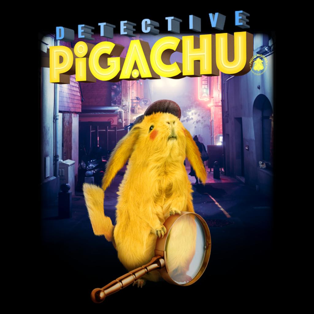 NeatoShop: Detective Pigachu