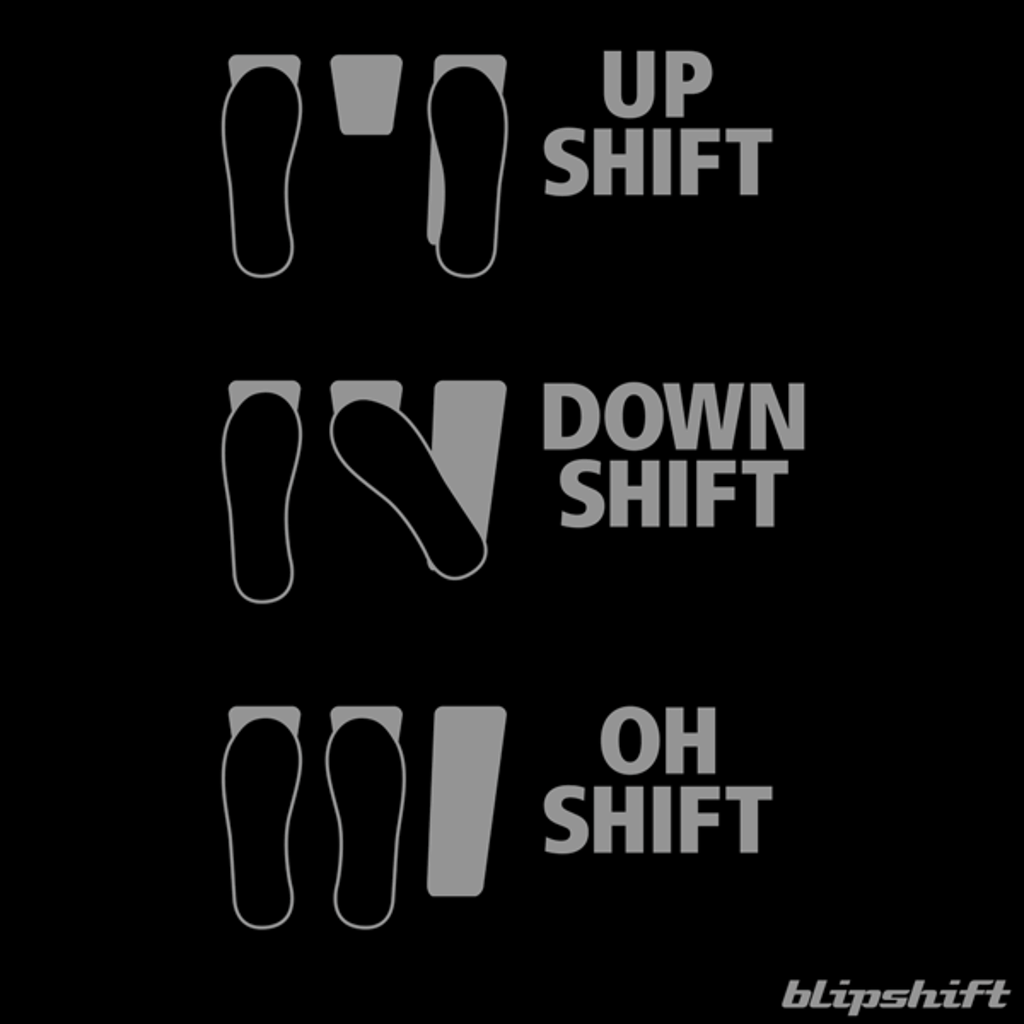 blipshift: What the Shift II