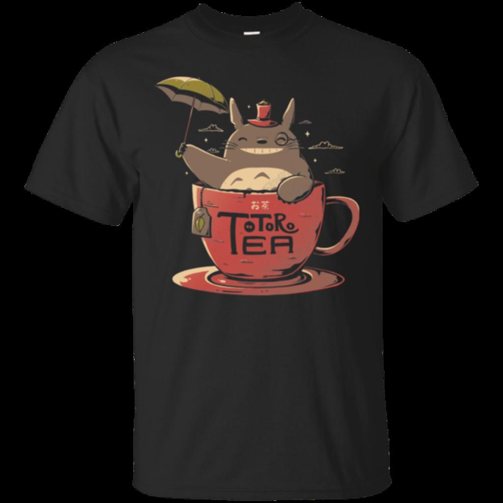 Pop-Up Tee: Totoro Tea