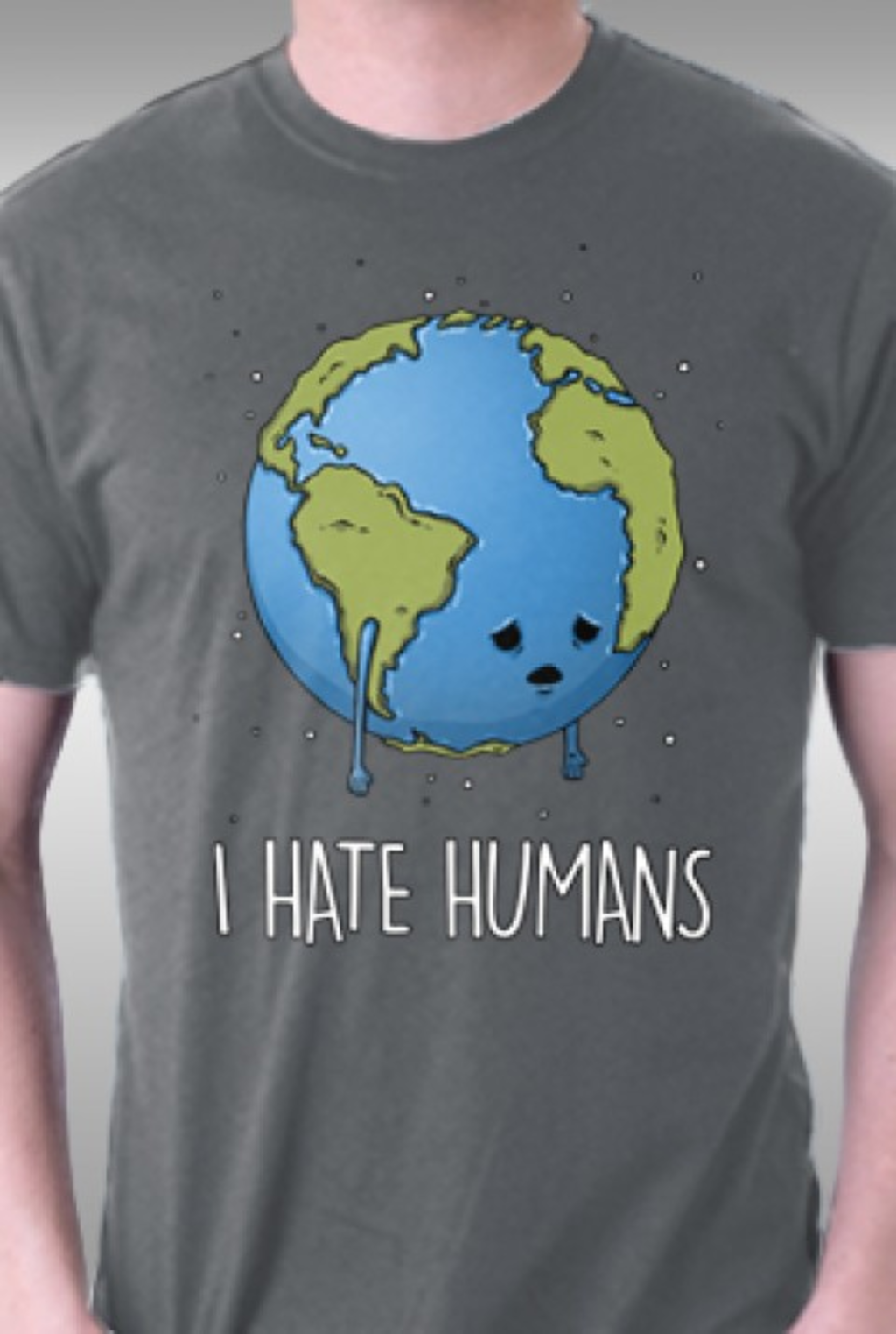 TeeFury: Earth Hates Us