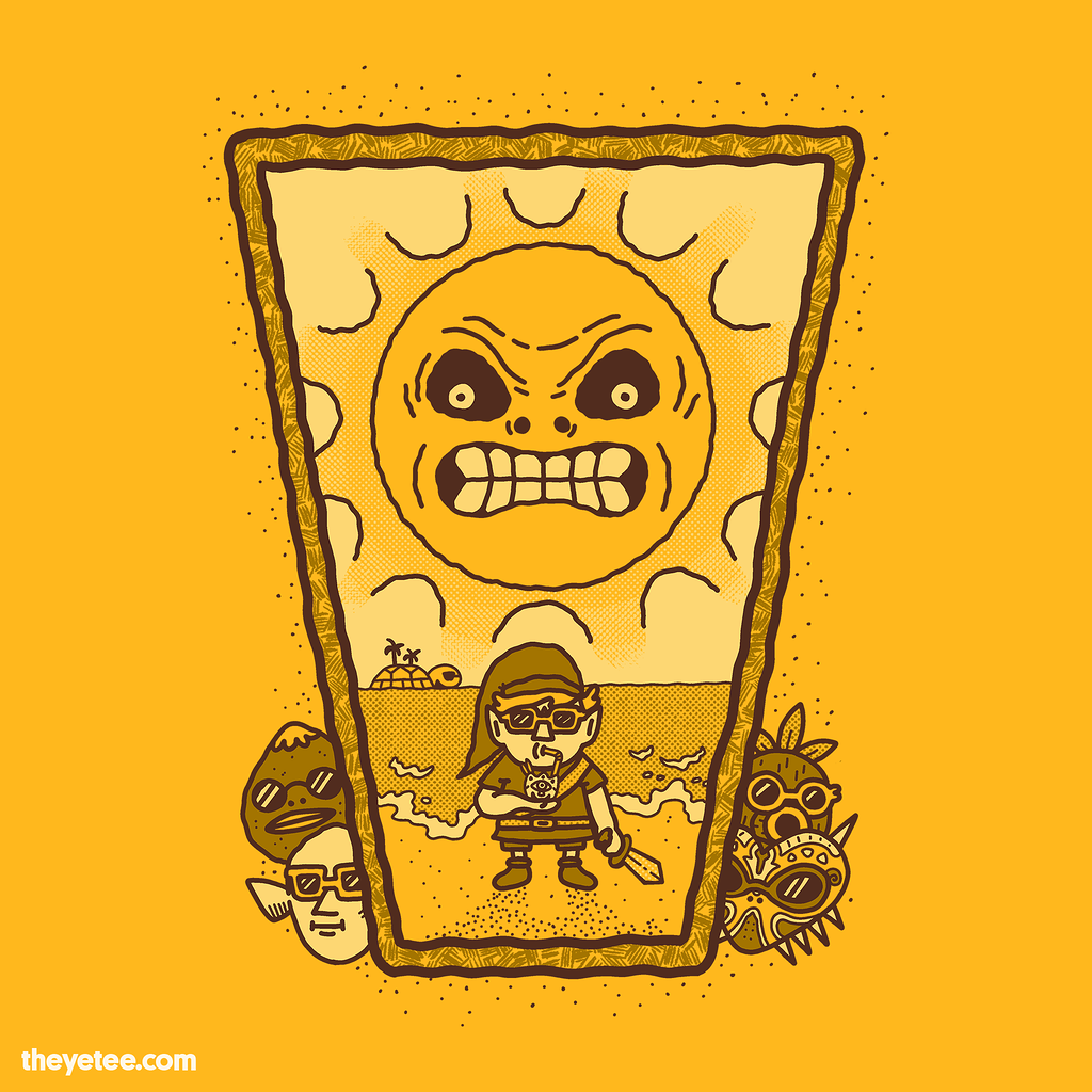 The Yetee: Terminal Summer