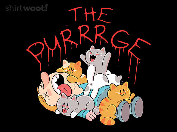 Woot!: The Purrrge