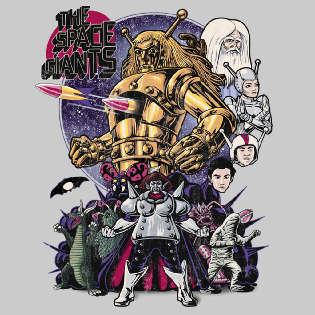 NeatoShop: The Space Giants