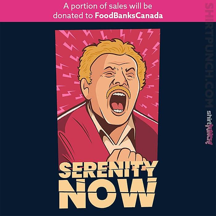 ShirtPunch: Serenity Now