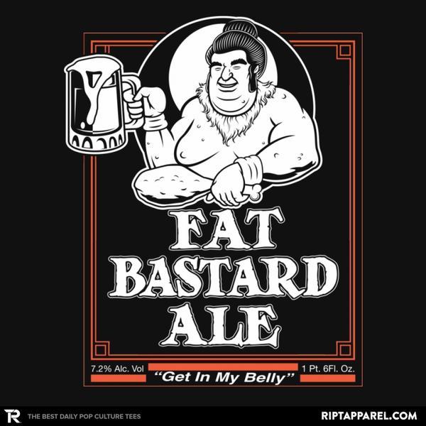 Ript: Fat Bastard Ale