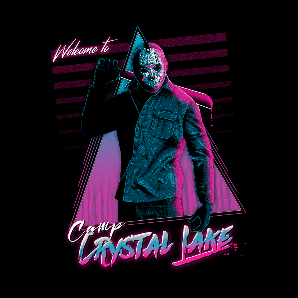 Pop Vulture: Welcome to Camp Crystal Lake
