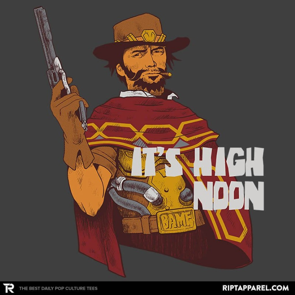 Ript: Clint McCree