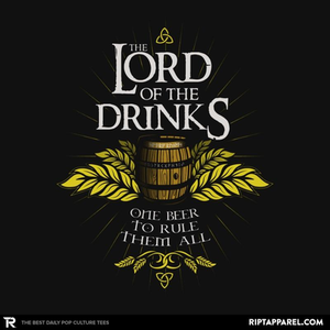 Ript: The Lord of the Drinks