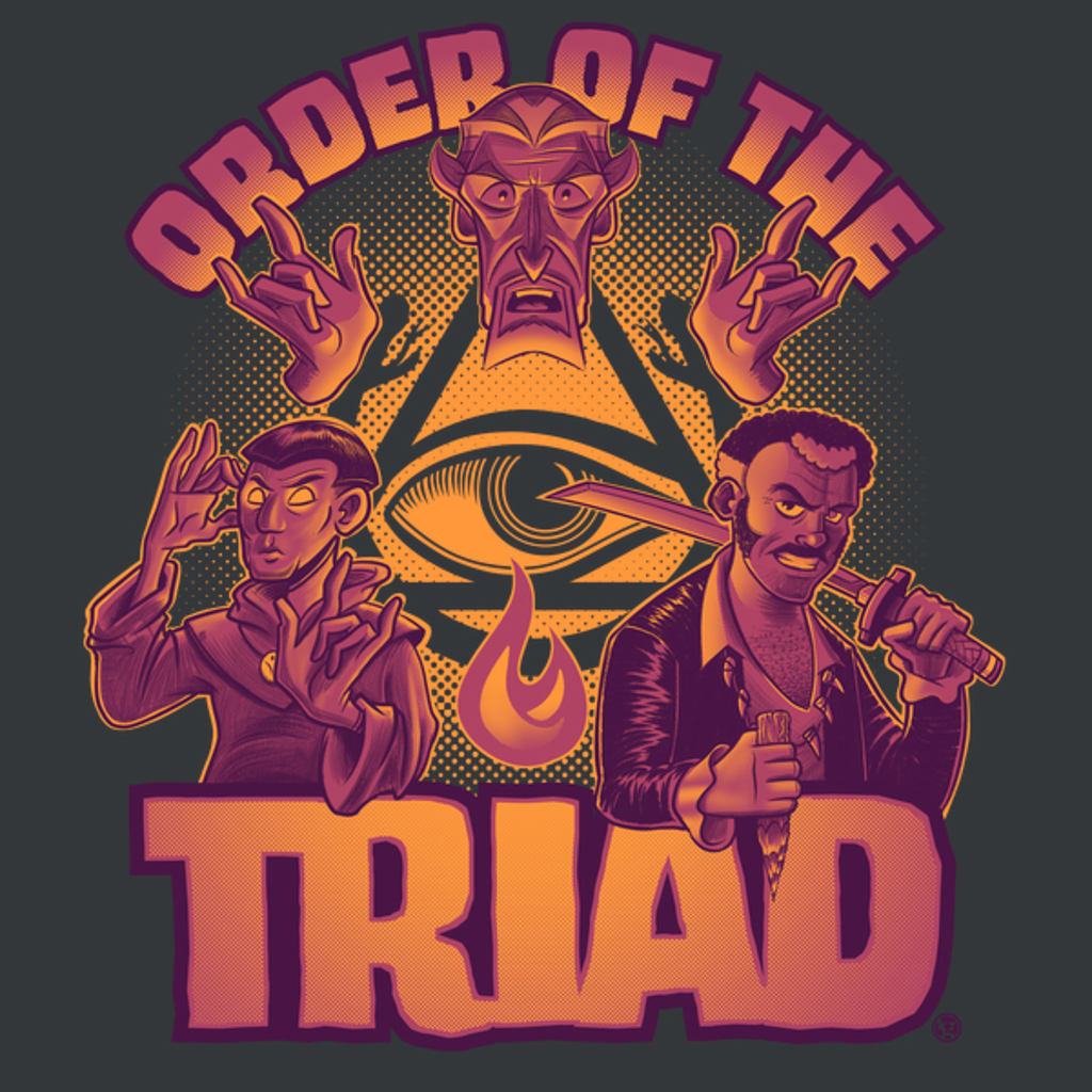 NeatoShop: Return of the Order of the Triad Pt. 2