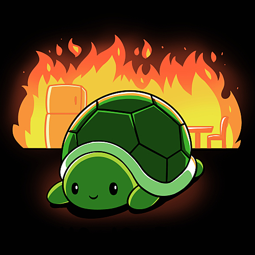 TeeTurtle: This is Fine