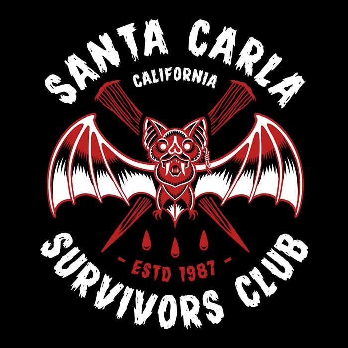Once Upon a Tee: Santa Carla Survivors
