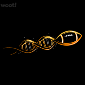 Woot!: Football DNA
