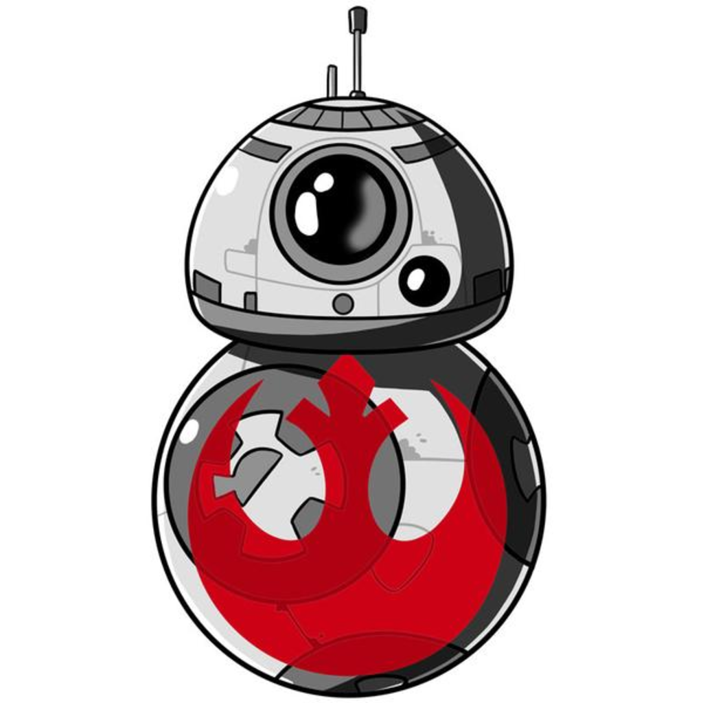 TeeTurtle: Rebel BB-8