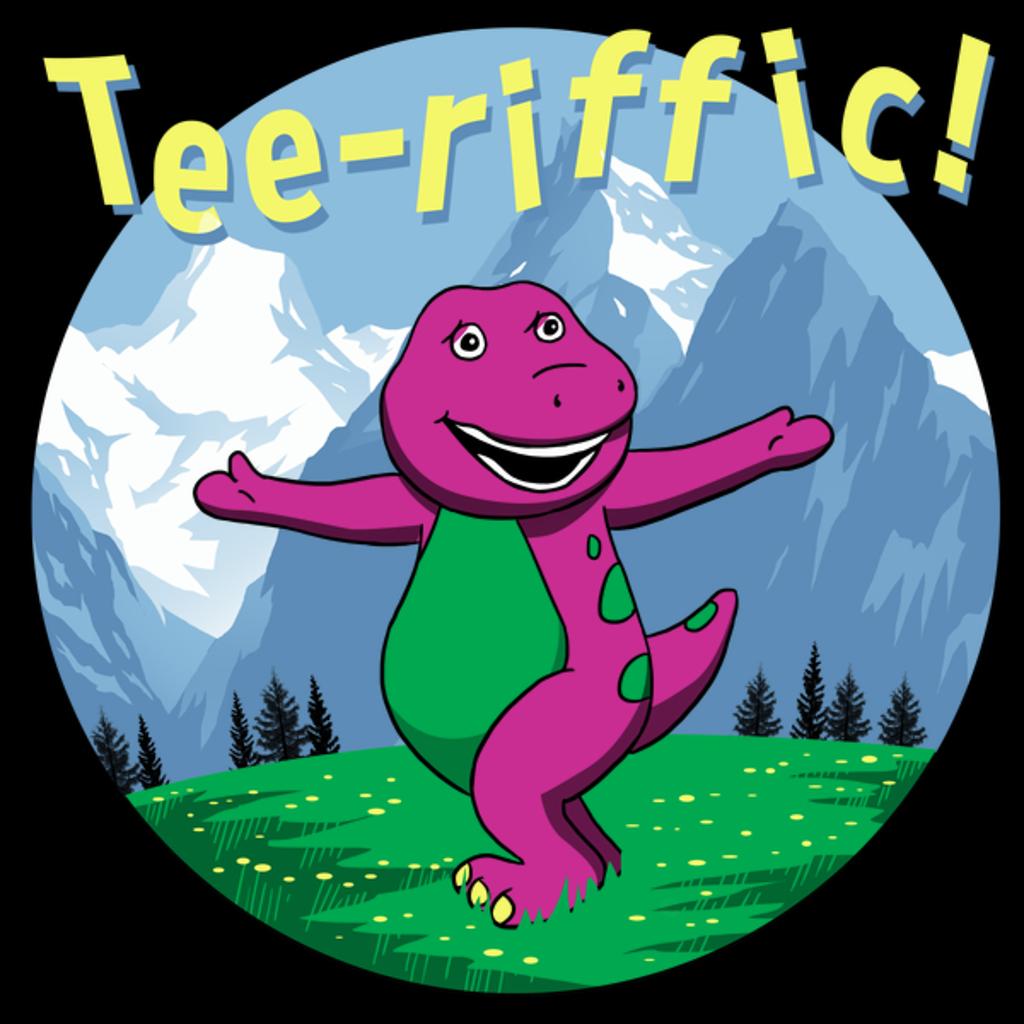 NeatoShop: Tee-riffic!