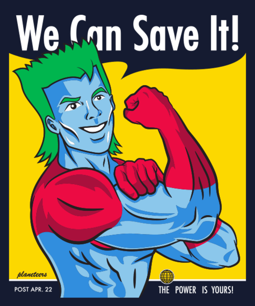 Qwertee: We Can Save It