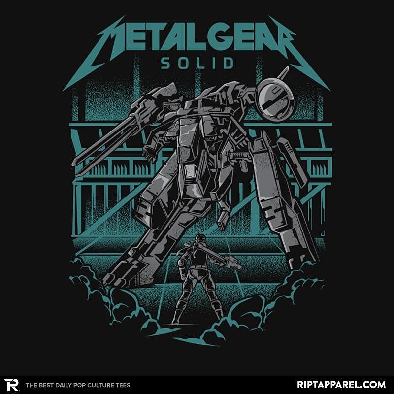 Ript: Heavy Metal Gear