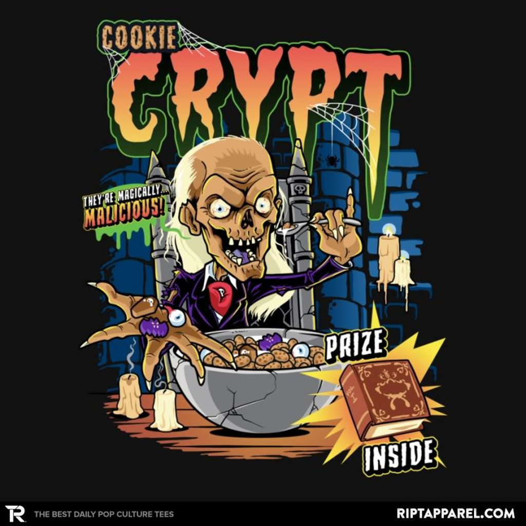 Ript: Cookie Crypt Cereal