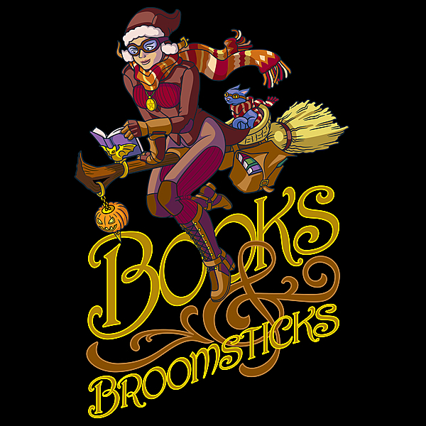 NeatoShop: Books & Broomsticks