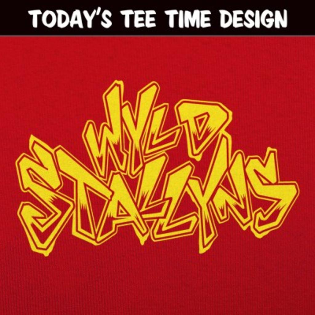 6 Dollar Shirts: Wyld Stallyns