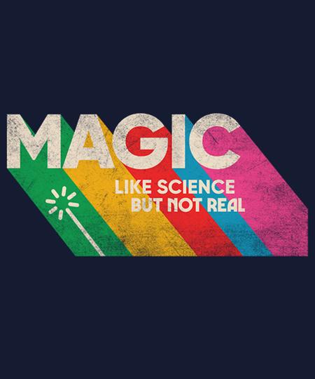 Qwertee: Magic