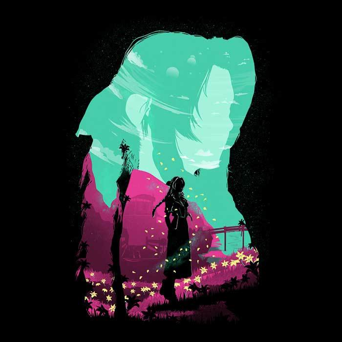 Once Upon a Tee: Last Ancient Landscape